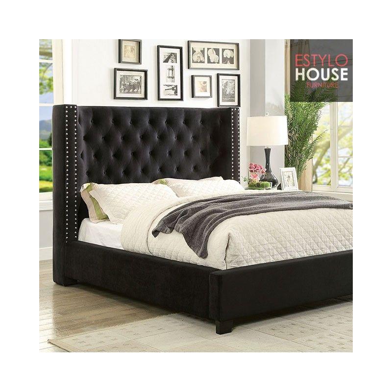 venta de gran variedad de camas capitoneadas varios