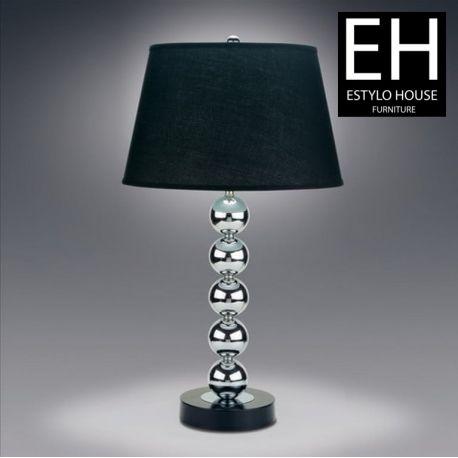 Lámpara Contemporánea para Buró