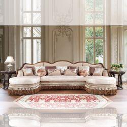 Sala Perpiñan, sala seccional estilo clásico, 2 otomans