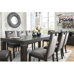 Comedor moderno de madera ¡Expandible! 6 u 8 sillas